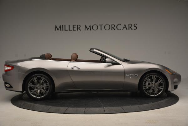 Used 2012 Maserati GranTurismo for sale Sold at Alfa Romeo of Greenwich in Greenwich CT 06830 9
