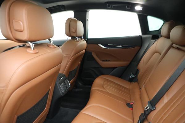 Used 2018 Maserati Levante Q4 for sale $57,900 at Alfa Romeo of Greenwich in Greenwich CT 06830 18