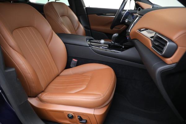 Used 2018 Maserati Levante Q4 for sale $57,900 at Alfa Romeo of Greenwich in Greenwich CT 06830 23