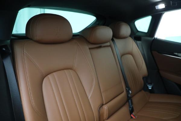 Used 2018 Maserati Levante Q4 for sale $57,900 at Alfa Romeo of Greenwich in Greenwich CT 06830 24