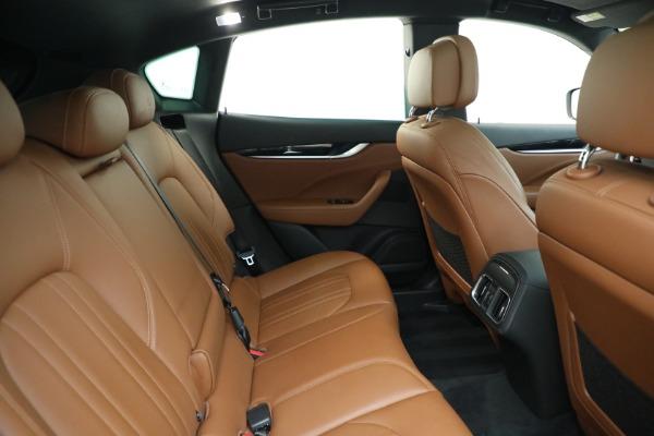 Used 2018 Maserati Levante Q4 for sale $57,900 at Alfa Romeo of Greenwich in Greenwich CT 06830 25