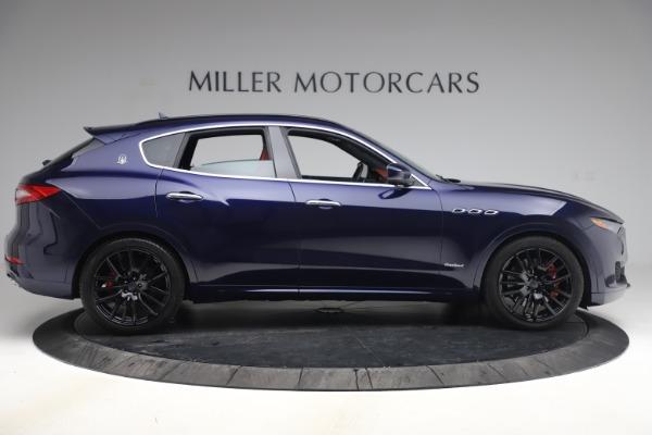 Used 2018 Maserati Levante S GranSport for sale $63,900 at Alfa Romeo of Greenwich in Greenwich CT 06830 10