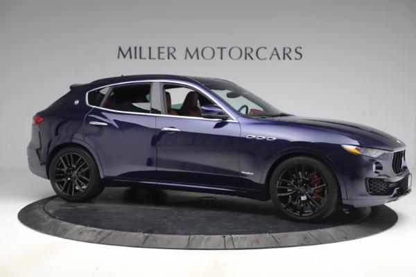 Used 2018 Maserati Levante S GranSport for sale $63,900 at Alfa Romeo of Greenwich in Greenwich CT 06830 11