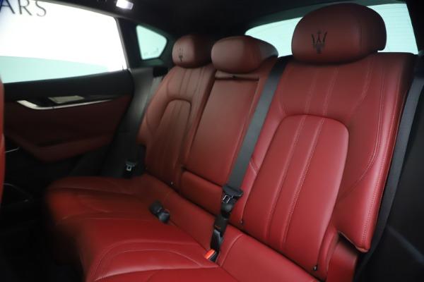 New 2018 Maserati Levante S GranSport for sale Sold at Alfa Romeo of Greenwich in Greenwich CT 06830 19
