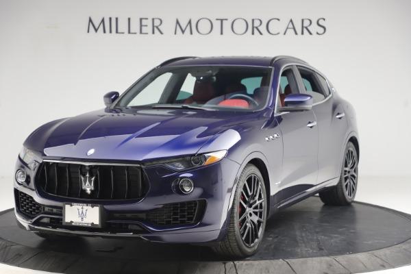 Used 2018 Maserati Levante S GranSport for sale $63,900 at Alfa Romeo of Greenwich in Greenwich CT 06830 2