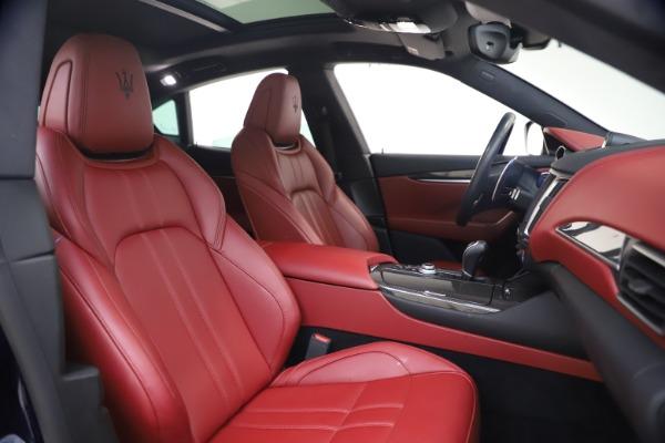 Used 2018 Maserati Levante S GranSport for sale $63,900 at Alfa Romeo of Greenwich in Greenwich CT 06830 22