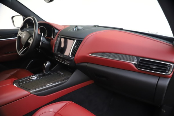 Used 2018 Maserati Levante S GranSport for sale $63,900 at Alfa Romeo of Greenwich in Greenwich CT 06830 24
