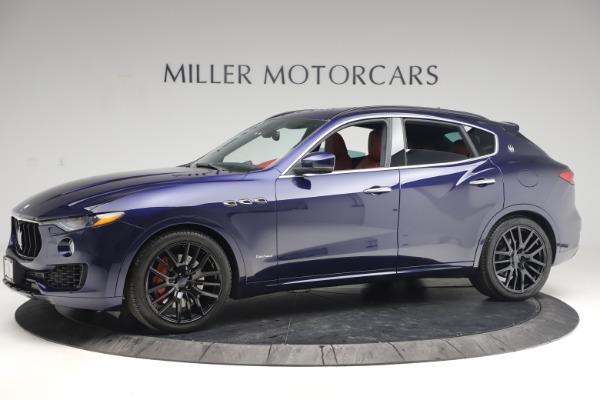 Used 2018 Maserati Levante S GranSport for sale $63,900 at Alfa Romeo of Greenwich in Greenwich CT 06830 3