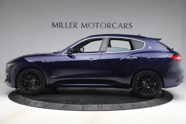 Used 2018 Maserati Levante S GranSport for sale $63,900 at Alfa Romeo of Greenwich in Greenwich CT 06830 4