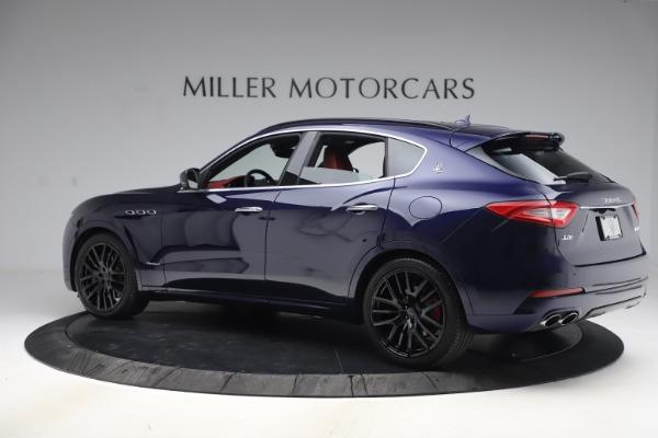 New 2018 Maserati Levante S GranSport for sale Sold at Alfa Romeo of Greenwich in Greenwich CT 06830 5