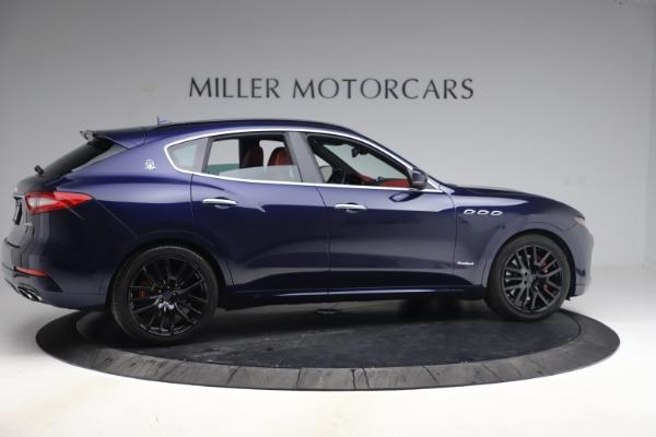 New 2018 Maserati Levante S GranSport for sale Sold at Alfa Romeo of Greenwich in Greenwich CT 06830 9