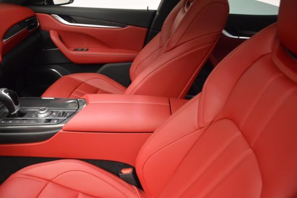 New 2018 Maserati Levante S Q4 for sale Sold at Alfa Romeo of Greenwich in Greenwich CT 06830 14