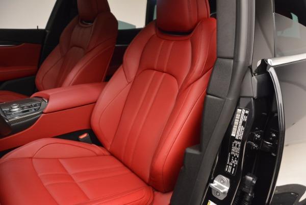 New 2018 Maserati Levante S Q4 for sale Sold at Alfa Romeo of Greenwich in Greenwich CT 06830 15