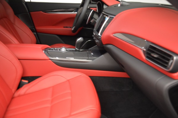 New 2018 Maserati Levante S Q4 for sale Sold at Alfa Romeo of Greenwich in Greenwich CT 06830 21