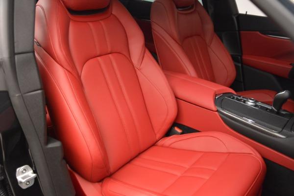 New 2018 Maserati Levante S Q4 for sale Sold at Alfa Romeo of Greenwich in Greenwich CT 06830 22