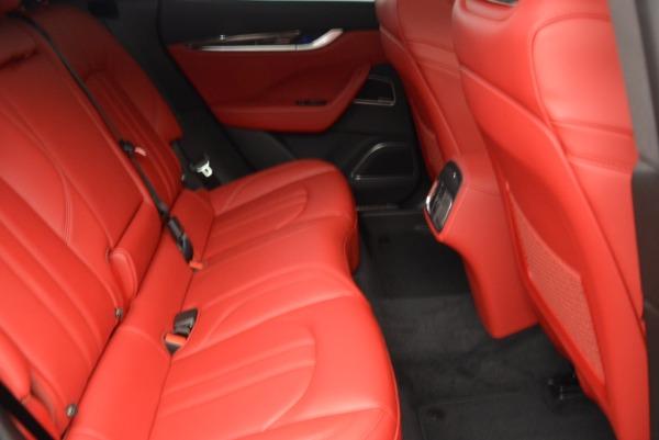 New 2018 Maserati Levante S Q4 for sale Sold at Alfa Romeo of Greenwich in Greenwich CT 06830 24
