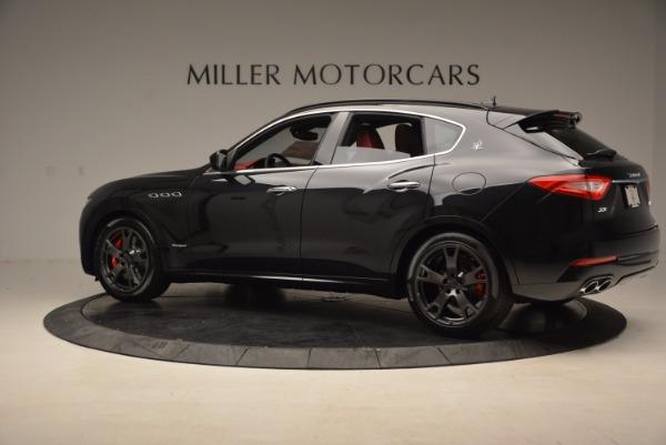 New 2018 Maserati Levante S Q4 for sale Sold at Alfa Romeo of Greenwich in Greenwich CT 06830 4