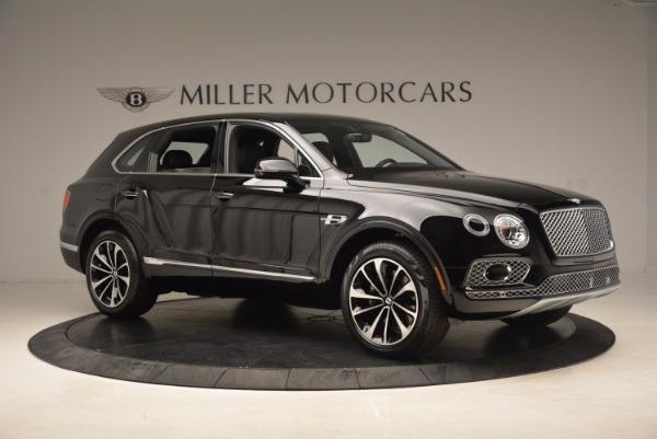 New 2018 Bentley Bentayga Onyx for sale Sold at Alfa Romeo of Greenwich in Greenwich CT 06830 12