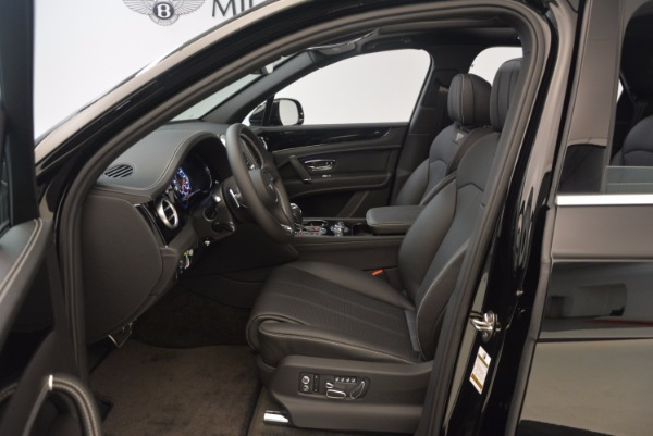 Used 2018 Bentley Bentayga Onyx Edition for sale $139,900 at Alfa Romeo of Greenwich in Greenwich CT 06830 19