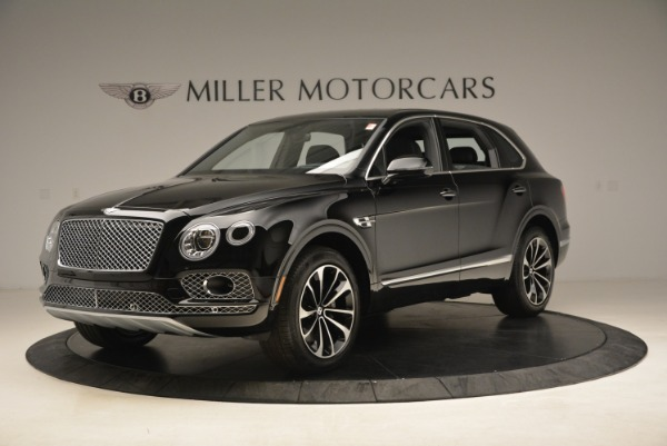 Used 2018 Bentley Bentayga Onyx Edition for sale $139,900 at Alfa Romeo of Greenwich in Greenwich CT 06830 2