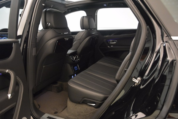New 2018 Bentley Bentayga Onyx for sale Sold at Alfa Romeo of Greenwich in Greenwich CT 06830 22