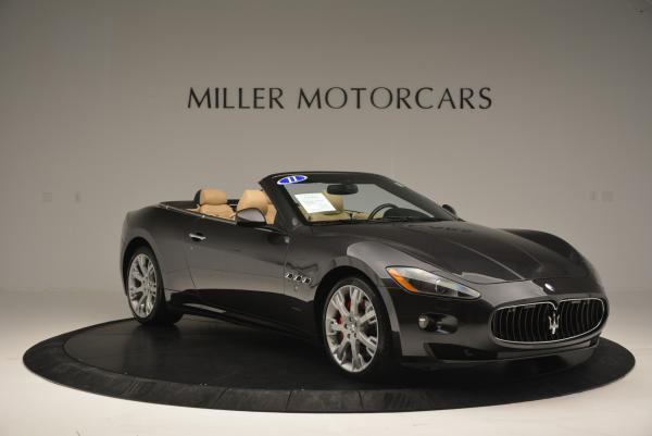 Used 2011 Maserati GranTurismo Base for sale Sold at Alfa Romeo of Greenwich in Greenwich CT 06830 11