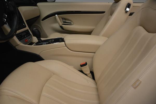 Used 2011 Maserati GranTurismo Base for sale Sold at Alfa Romeo of Greenwich in Greenwich CT 06830 27