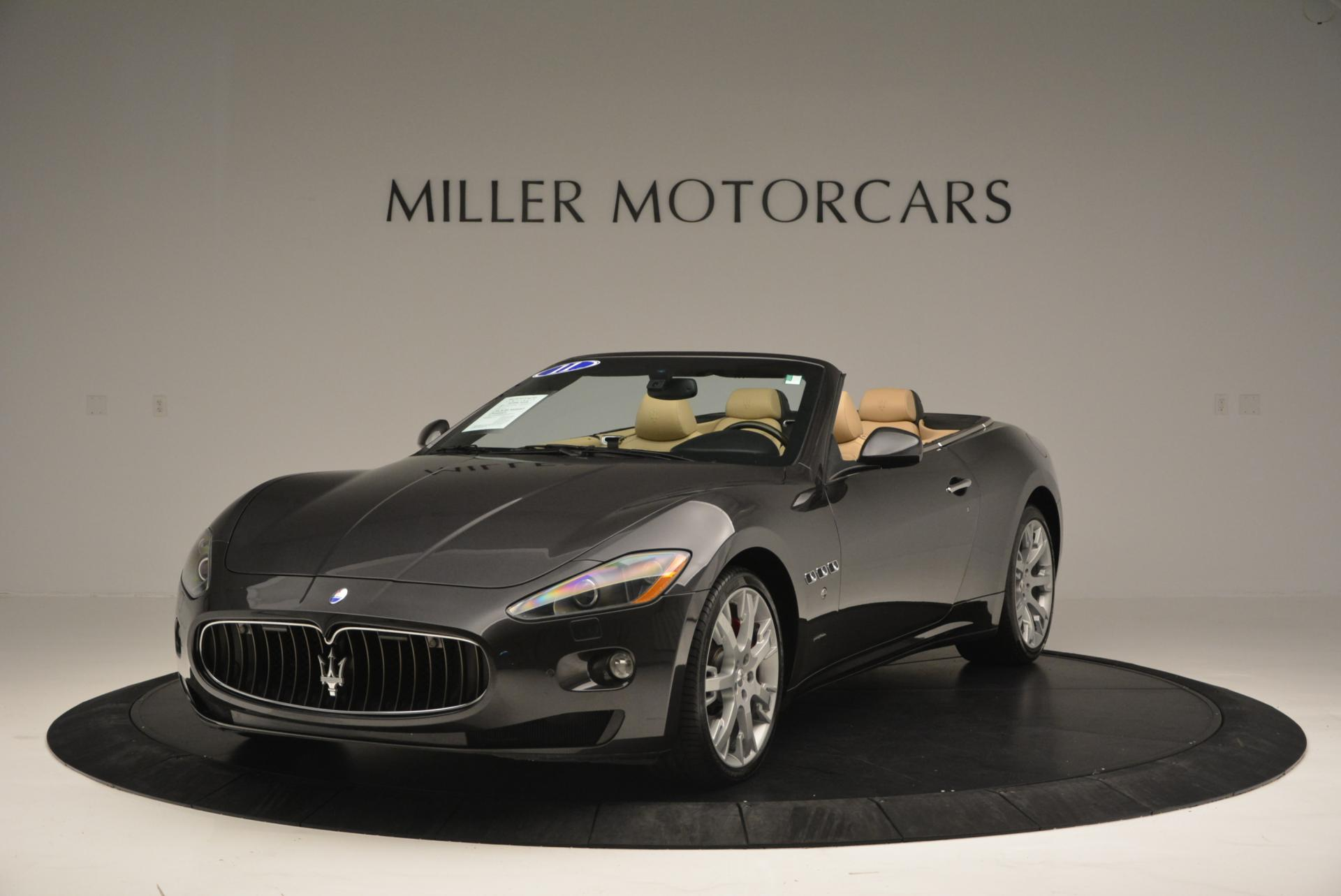 Used 2011 Maserati GranTurismo Base for sale Sold at Alfa Romeo of Greenwich in Greenwich CT 06830 1
