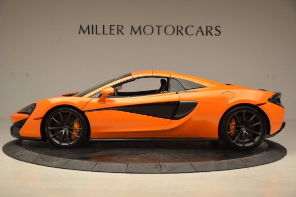 New 2018 McLaren 570S Spider for sale Sold at Alfa Romeo of Greenwich in Greenwich CT 06830 16