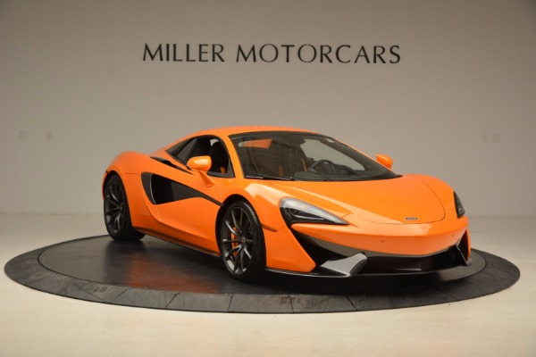 New 2018 McLaren 570S Spider for sale Sold at Alfa Romeo of Greenwich in Greenwich CT 06830 21