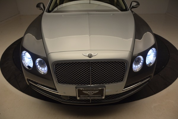 Used 2015 Bentley Flying Spur W12 for sale Sold at Alfa Romeo of Greenwich in Greenwich CT 06830 17