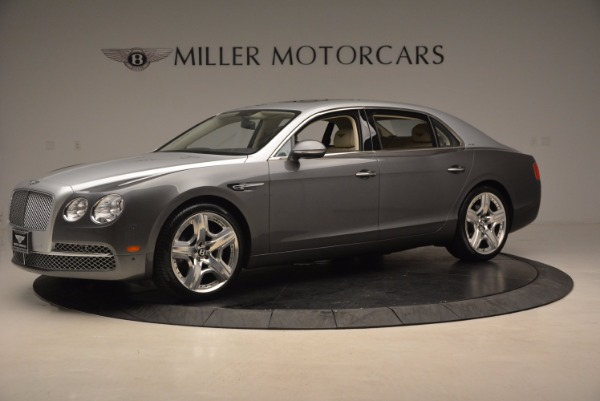 Used 2015 Bentley Flying Spur W12 for sale Sold at Alfa Romeo of Greenwich in Greenwich CT 06830 2
