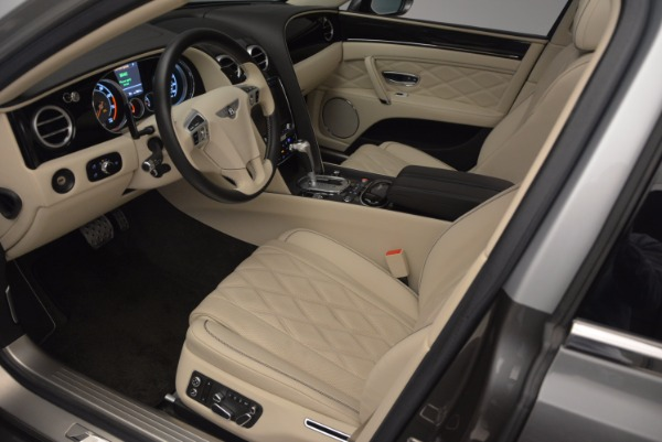 Used 2015 Bentley Flying Spur W12 for sale Sold at Alfa Romeo of Greenwich in Greenwich CT 06830 22