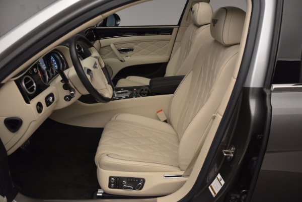 Used 2015 Bentley Flying Spur W12 for sale Sold at Alfa Romeo of Greenwich in Greenwich CT 06830 23