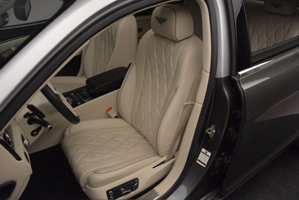 Used 2015 Bentley Flying Spur W12 for sale Sold at Alfa Romeo of Greenwich in Greenwich CT 06830 24