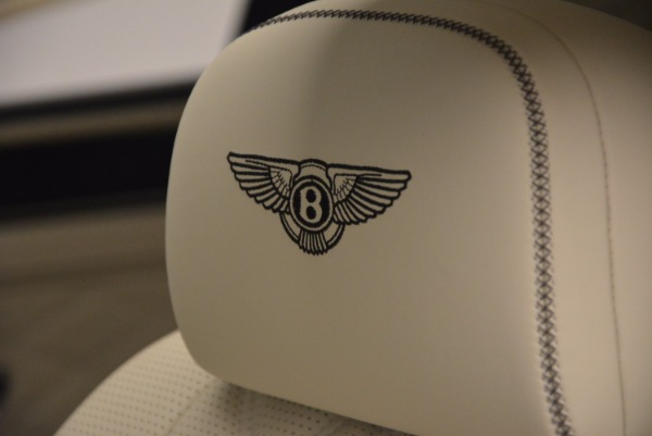 Used 2015 Bentley Flying Spur W12 for sale Sold at Alfa Romeo of Greenwich in Greenwich CT 06830 25