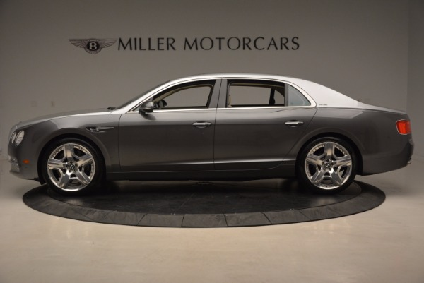 Used 2015 Bentley Flying Spur W12 for sale Sold at Alfa Romeo of Greenwich in Greenwich CT 06830 3