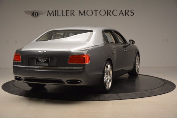 Used 2015 Bentley Flying Spur W12 for sale Sold at Alfa Romeo of Greenwich in Greenwich CT 06830 7