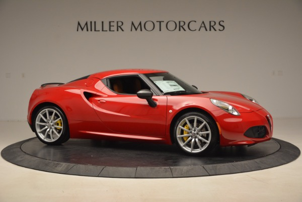New 2018 Alfa Romeo 4C Coupe for sale Sold at Alfa Romeo of Greenwich in Greenwich CT 06830 10