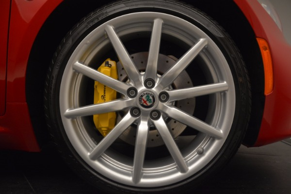 New 2018 Alfa Romeo 4C Coupe for sale Sold at Alfa Romeo of Greenwich in Greenwich CT 06830 23