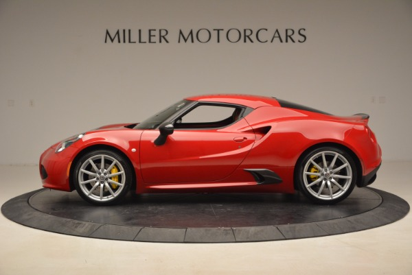 New 2018 Alfa Romeo 4C Coupe for sale Sold at Alfa Romeo of Greenwich in Greenwich CT 06830 3