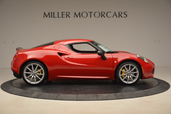 New 2018 Alfa Romeo 4C Coupe for sale Sold at Alfa Romeo of Greenwich in Greenwich CT 06830 9