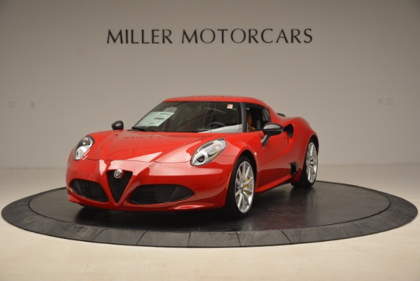 New 2018 Alfa Romeo 4C Coupe for sale Sold at Alfa Romeo of Greenwich in Greenwich CT 06830 1
