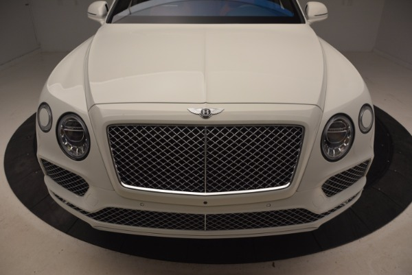 Used 2018 Bentley Bentayga Signature for sale Sold at Alfa Romeo of Greenwich in Greenwich CT 06830 14