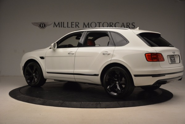 Used 2018 Bentley Bentayga Signature for sale Sold at Alfa Romeo of Greenwich in Greenwich CT 06830 4