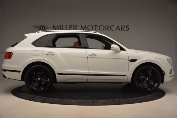 Used 2018 Bentley Bentayga Signature for sale Sold at Alfa Romeo of Greenwich in Greenwich CT 06830 9