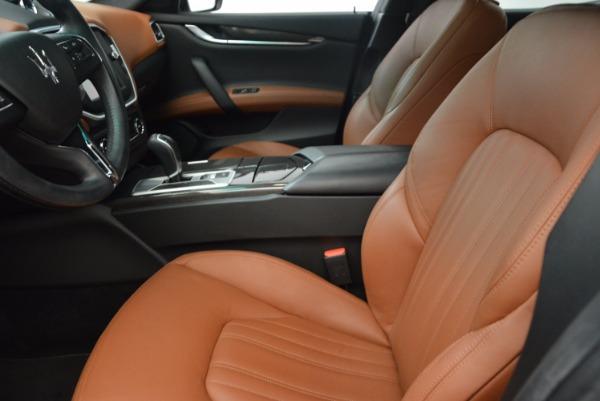 Used 2014 Maserati Ghibli S Q4 for sale Sold at Alfa Romeo of Greenwich in Greenwich CT 06830 15