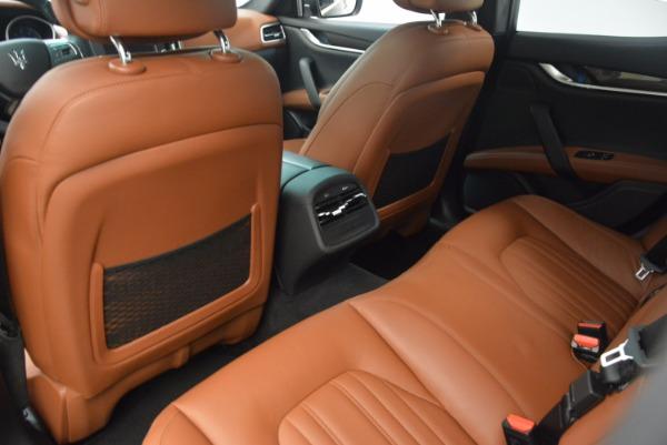 Used 2014 Maserati Ghibli S Q4 for sale Sold at Alfa Romeo of Greenwich in Greenwich CT 06830 17