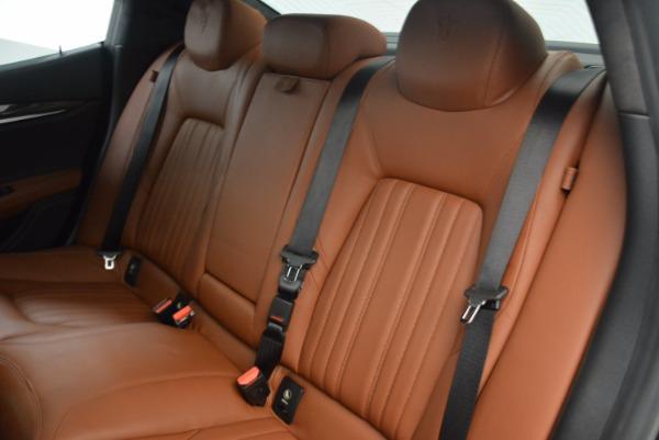 Used 2014 Maserati Ghibli S Q4 for sale Sold at Alfa Romeo of Greenwich in Greenwich CT 06830 19