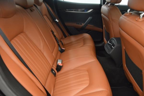 Used 2014 Maserati Ghibli S Q4 for sale Sold at Alfa Romeo of Greenwich in Greenwich CT 06830 21